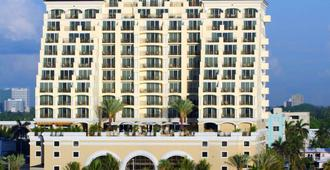 The Atlantic Hotel & Spa - Fort Lauderdale - Building