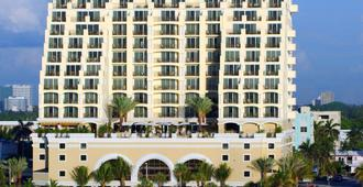 The Atlantic Hotel & Spa - Fort Lauderdale - Edificio