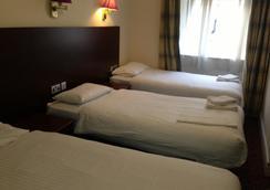 Rennie Mackintosh Station Hotel - Glasgow - Bedroom