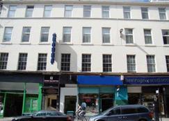 Rennie Mackintosh Station Hotel - Glasgow - Building