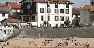 Hotel Bel Air - סן-ז'ן דה-לו - בניין