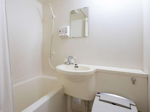Comfort Inn Kofu - Kōfu - Bathroom