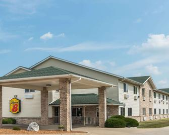 Super 8 by Wyndham Greenville - Greenville - Edificio