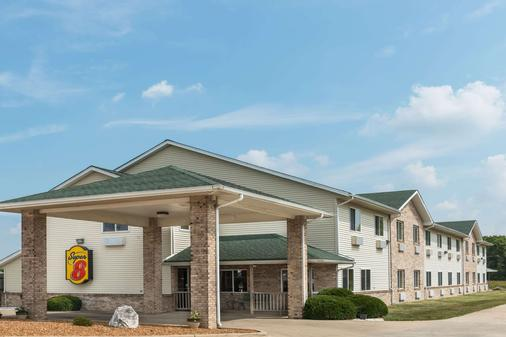 Super 8 by Wyndham Greenville - Greenville - Gebäude