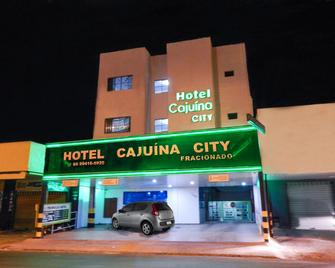 Hotel Cajuína - Терезина - Здание