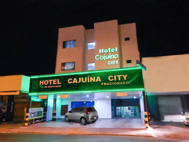 Hotel Cajuína - Teresina - Κτίριο