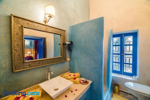 Riad Caesar - Marrakesh - Bathroom