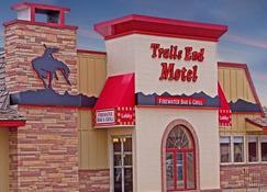 Trails End Motel Sheridan - Шерідан - Building