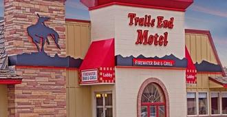 Trails End Motel Sheridan - Sheridan - Outdoor view