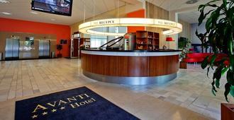 Avanti Hotel Brno - Brno - Recepción