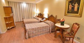 Hotel Castelar - São Paulo - Schlafzimmer