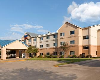 Fairfield Inn and Suites by Marriott Dallas Mesquite - Mesquite - Building