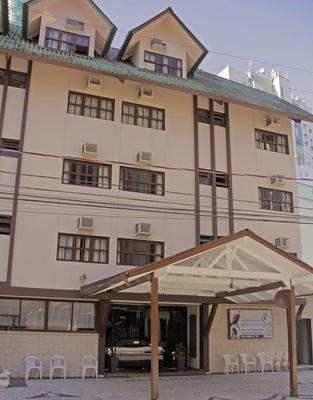Barra Sul Hotel - Balneario Camboriú - Edificio