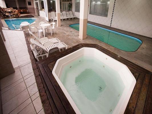 Barra Sul Hotel - Balneario Camboriú - Piscina