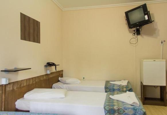 Barra Sul Hotel - Balneario Camboriú - Habitación