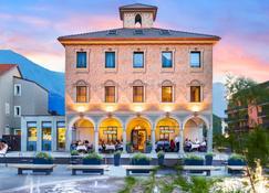 Boutiquehotel La Tureta - Bellinzona - Edificio