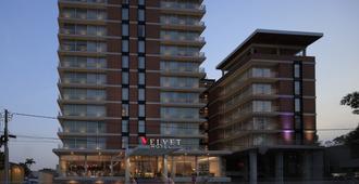 Hotel Velvet Plaza - Guadalajara - Edificio