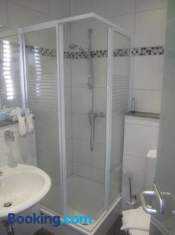 Ammergauer Hof - Oberammergau - Bathroom