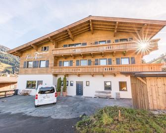 TirolApart am Lift - Jochberg - Будівля