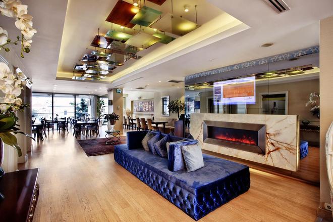 CVK Taksim Hotel Istanbul - Estambul - Recepción