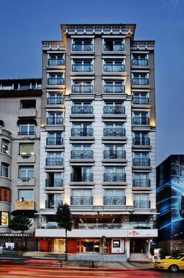 CVK Taksim Hotel Istanbul - Estambul - Edificio