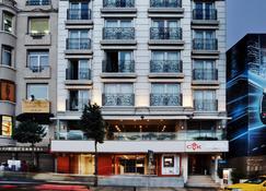 CVK Taksim Hotel Istanbul - Stambuł - Budynek