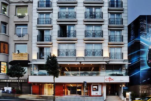 CVK Taksim Hotel Istanbul - Istanbul - Building