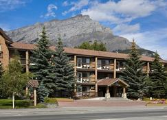 High Country Inn - Banff - Byggnad