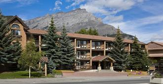 High Country Inn - Banff - Edificio