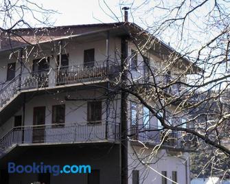 Anilio Rooms - Metsovo - Building