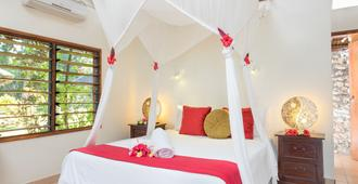 Coco Beach Resort - Port Vila - Bedroom