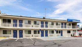 Motel 6 Albuquerque Midtown - Albuquerque - Bâtiment