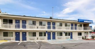 Motel 6 Albuquerque Midtown - Alburquerque - Edificio