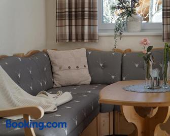 Das Haldensee - Nesselwängle - Living room