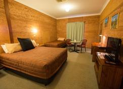 Mud Hut Motel - Coober Pedy - Schlafzimmer