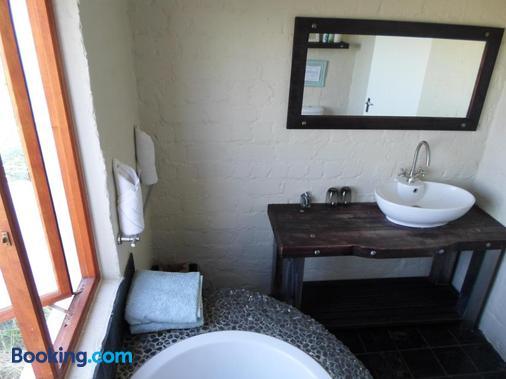 河流隧道旅館 - 文豪克 - 溫特和克 - 浴室