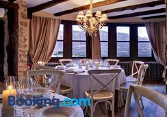 Hotel Real Posada De Liena - Concilio - Restaurant