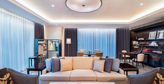 瑞吉吉隆坡酒店 - 吉隆坡 - 客廳