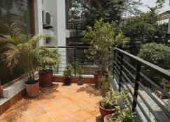 Apartment 18 - Nueva Delhi - Balcón