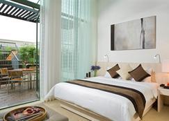 Grand Copthorne Waterfront - Singapur - Habitación
