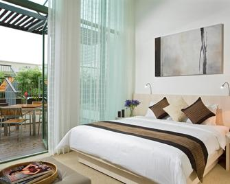 Grand Copthorne Waterfront - Singapore - Bedroom