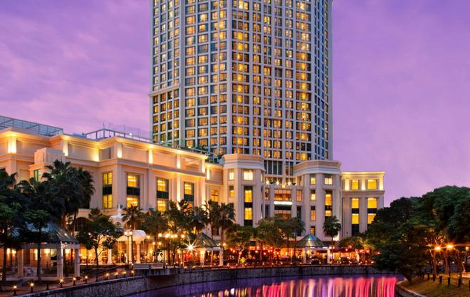 Grand Copthorne Waterfront - Singapur - Gebäude