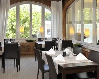Aarau West Swiss Quality Hotel - Aarau - Restaurace