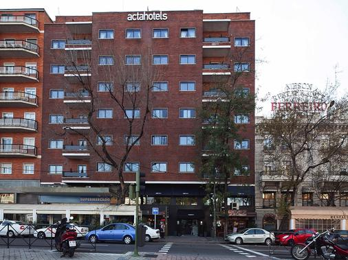 Acta Madfor - Madrid - Building