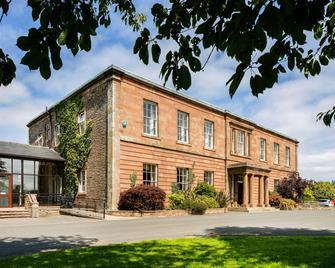 Greenhill Hotel - Wigton - Building