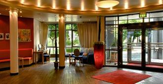 Hotel Krämerbrücke Erfurt - ארפורט - לובי