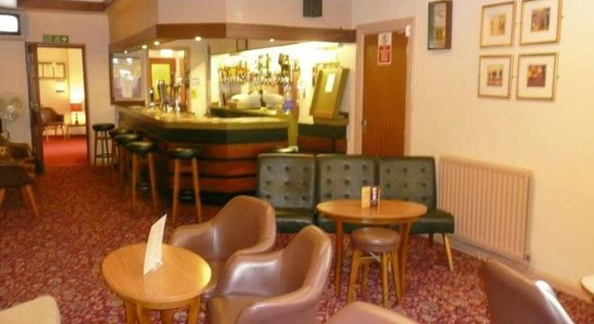 Newark Hotel - Peterborough - Bar