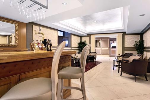 加泰羅尼亞科爾特斯酒店 - 馬德里 - 馬德里 - 酒吧