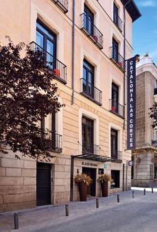 加泰羅尼亞科爾特斯酒店 - 馬德里 - 馬德里 - 建築