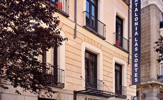 Catalonia Las Cortes ab 116 € (2̶4̶0̶ ̶€̶). Madrid Hotels ...